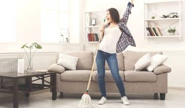 How Mental Health & Cleaning are Connected